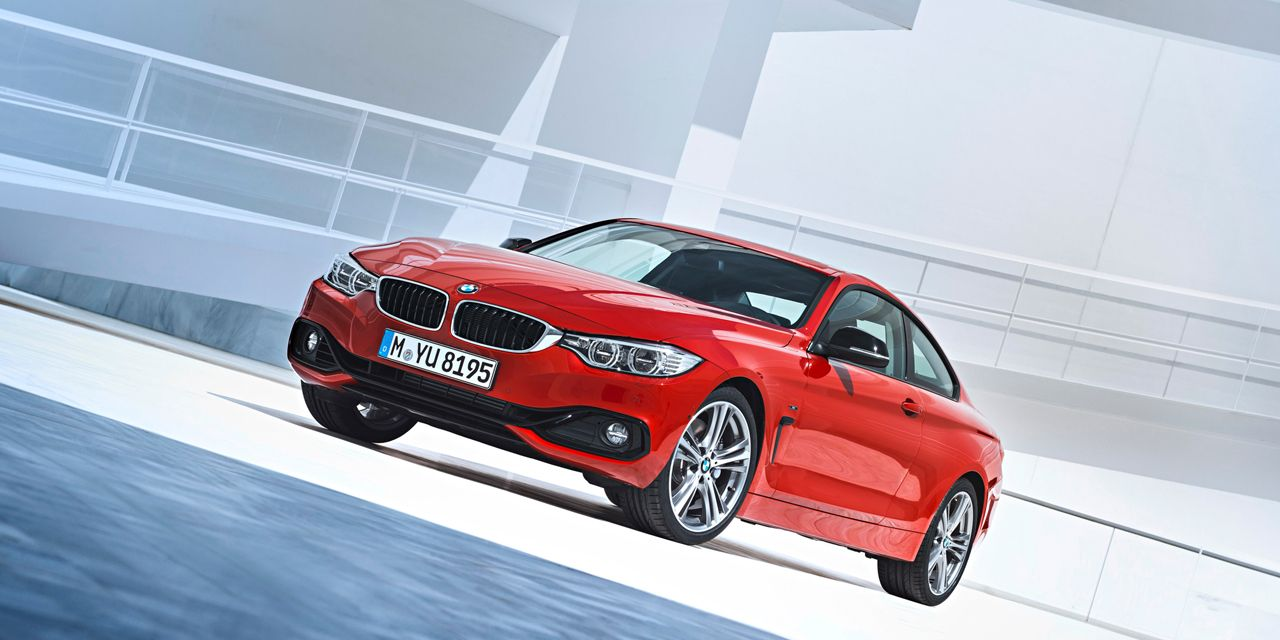 2014 BMW 4-series Debuts: Four is Better than Three, Right?