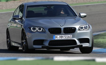 2014 BMW M5: New Gadgetry Built for Speed and Comfort