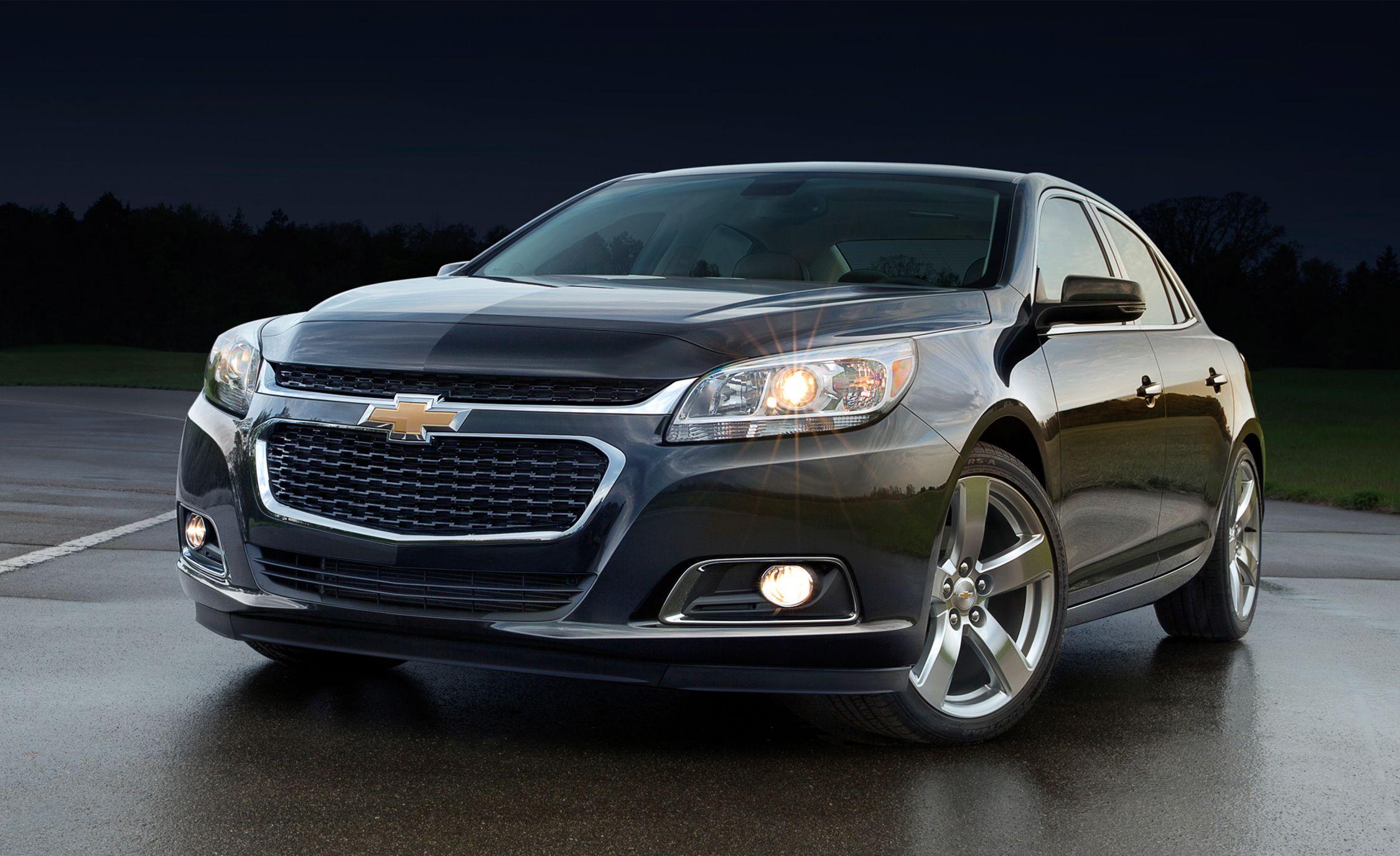 2014 Chevy Malibu For Sale >> 2014 Chevrolet Malibu Photos And Info News Car And Driver
