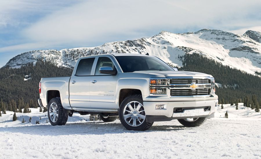 2014 chevrolet silverado high country photos and info news car and driver. Black Bedroom Furniture Sets. Home Design Ideas