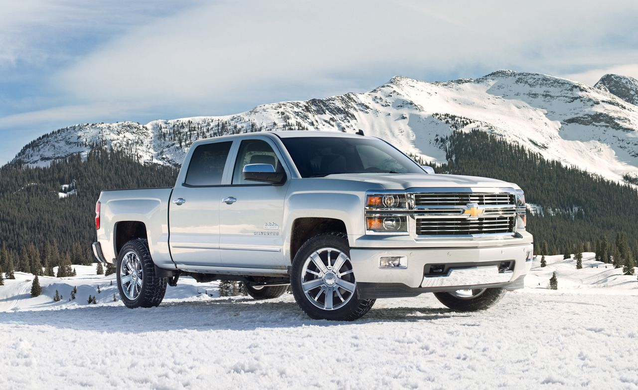 Captivating 2014 Chevrolet Silverado High Country