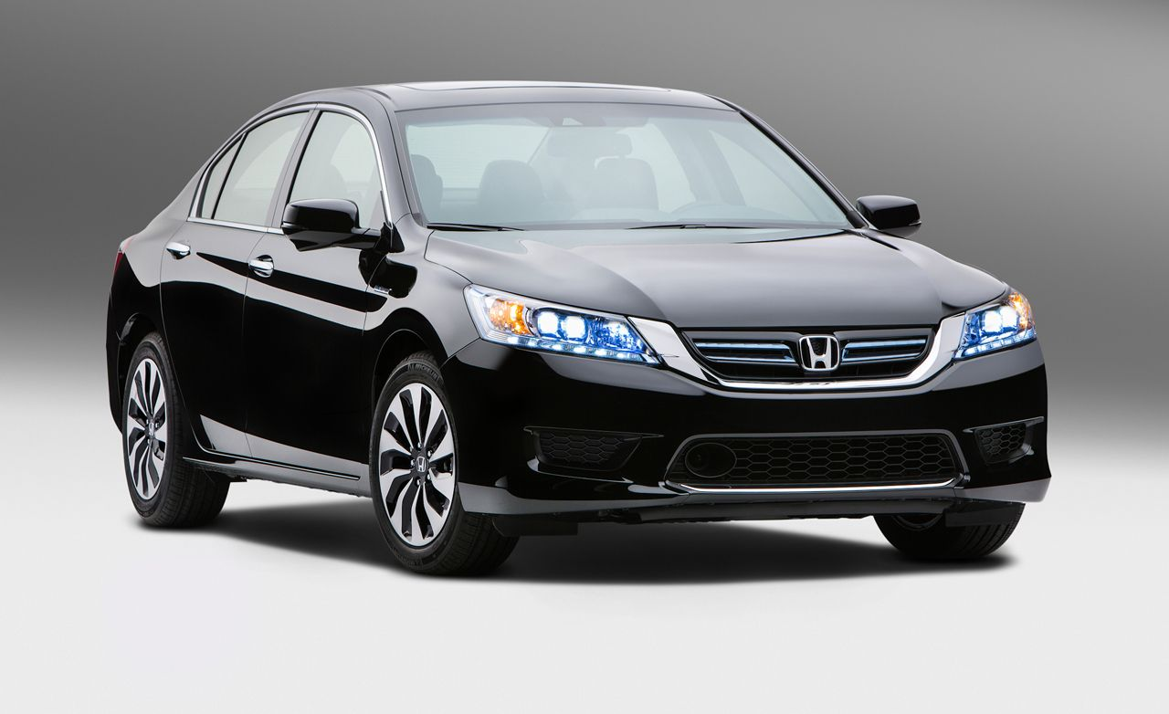 2014 honda accord hybrid photos and info news car and for Honda car app