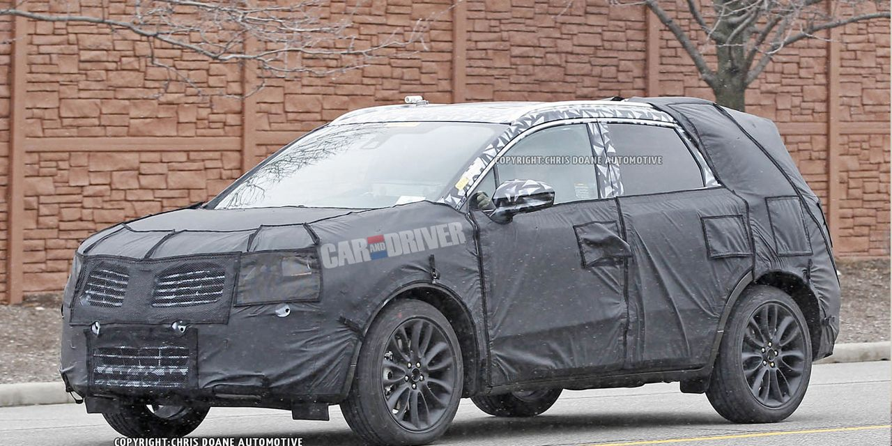 2014 Lincoln Mkc Spy Photos 8211 News 8211 Car And Driver