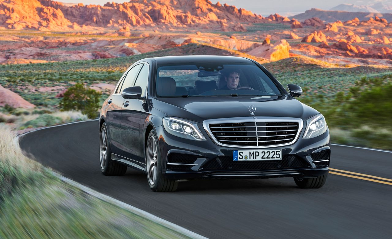 2014 mercedes benz s class photos and info news car for Mercedes benz s350 2014