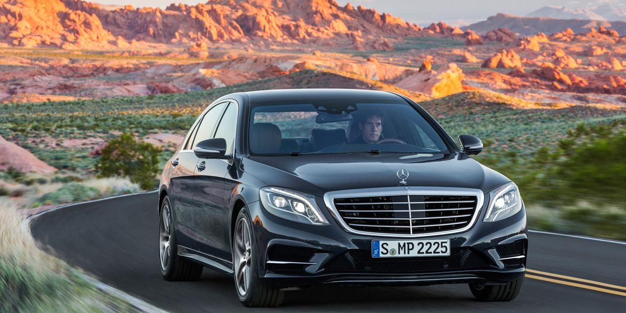 "2014 Mercedes-Benz S-class: ""Effortless Superiority"""