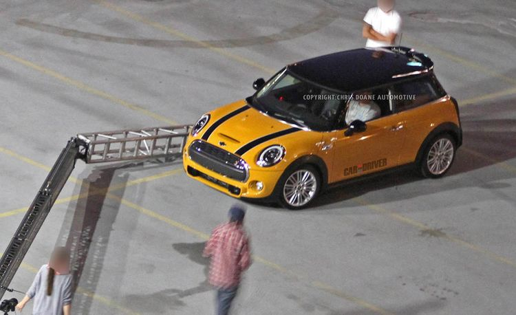2014 Mini Cooper / Cooper S Hatchback Spy Photos