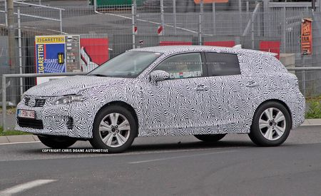 2015 Lexus NX Spy Photos