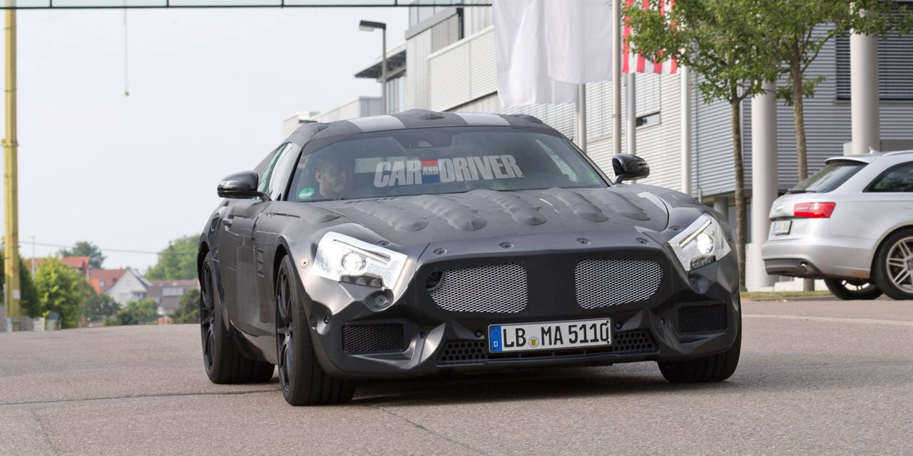 2016 Mercedes-Benz AMG 911-Fighter Spied, Will Pack 500 Horsepower