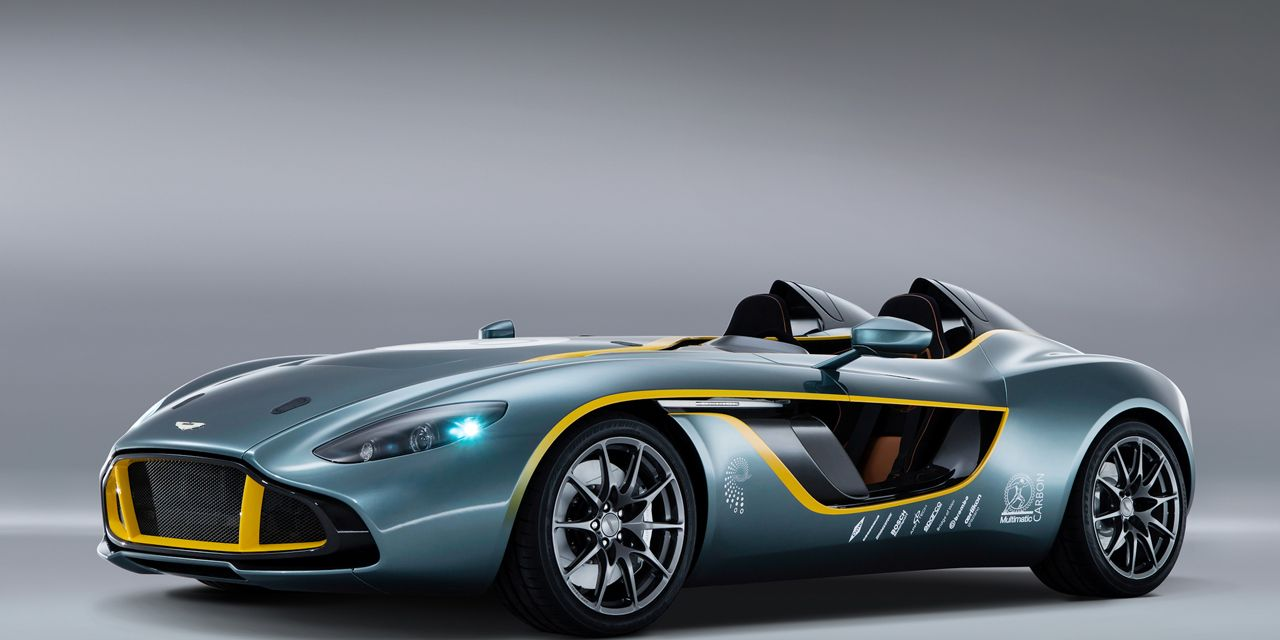 Aston Martin Cc100 Speedster Concept Photos And Info 8211 News