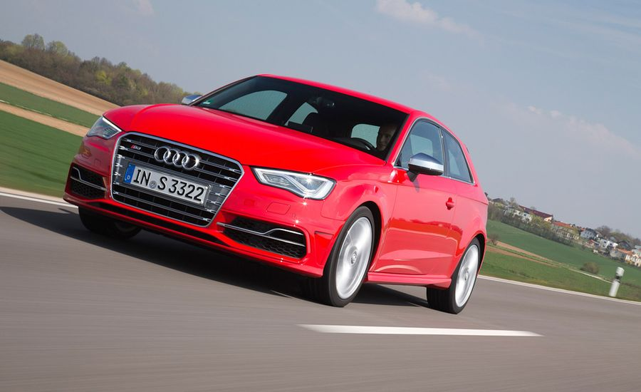2013 audi s3 quattro first drive review car and driver. Black Bedroom Furniture Sets. Home Design Ideas