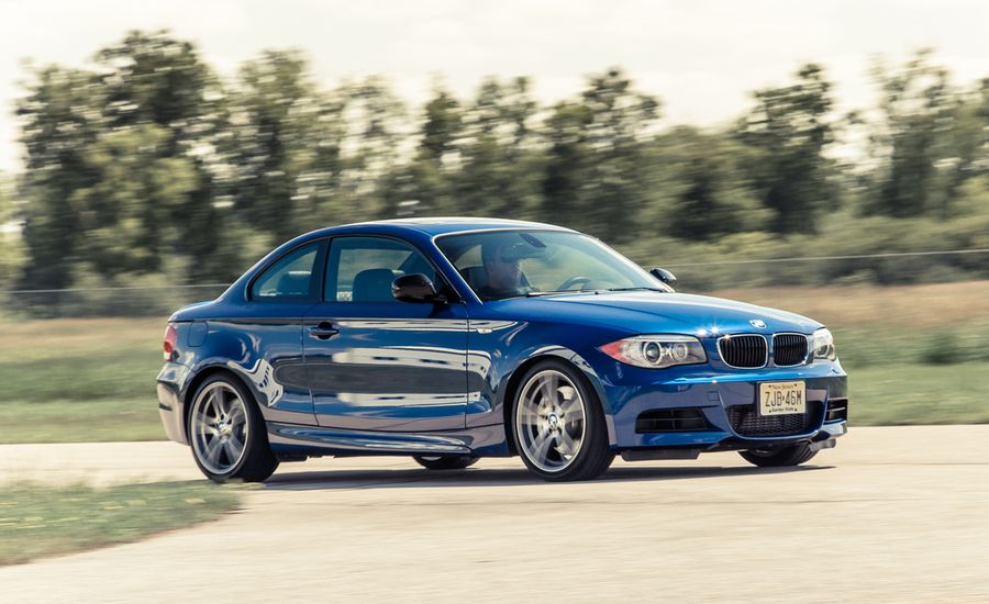 BMW Is Instrumented Test Review Car And Driver - Bmw 135is convertible
