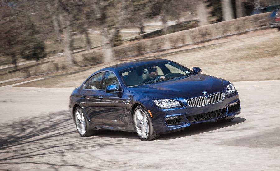 2013 BMW 650i xDrive Gran Coupe Test | Review | Car and Driver