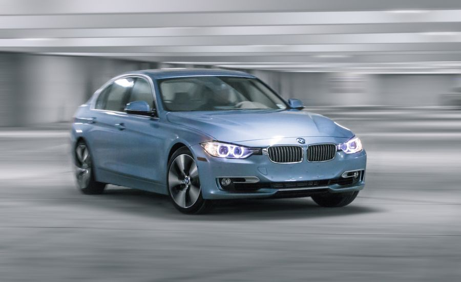 2013 BMW ActiveHybrid 3 Test | Review | Car and Driver
