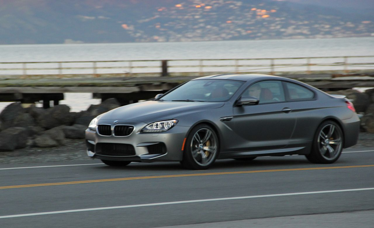 2013 bmw m6 coupe first drive review car and driver rh caranddriver com bmw m6 v10 manual transmission bmw m6 manual transmission