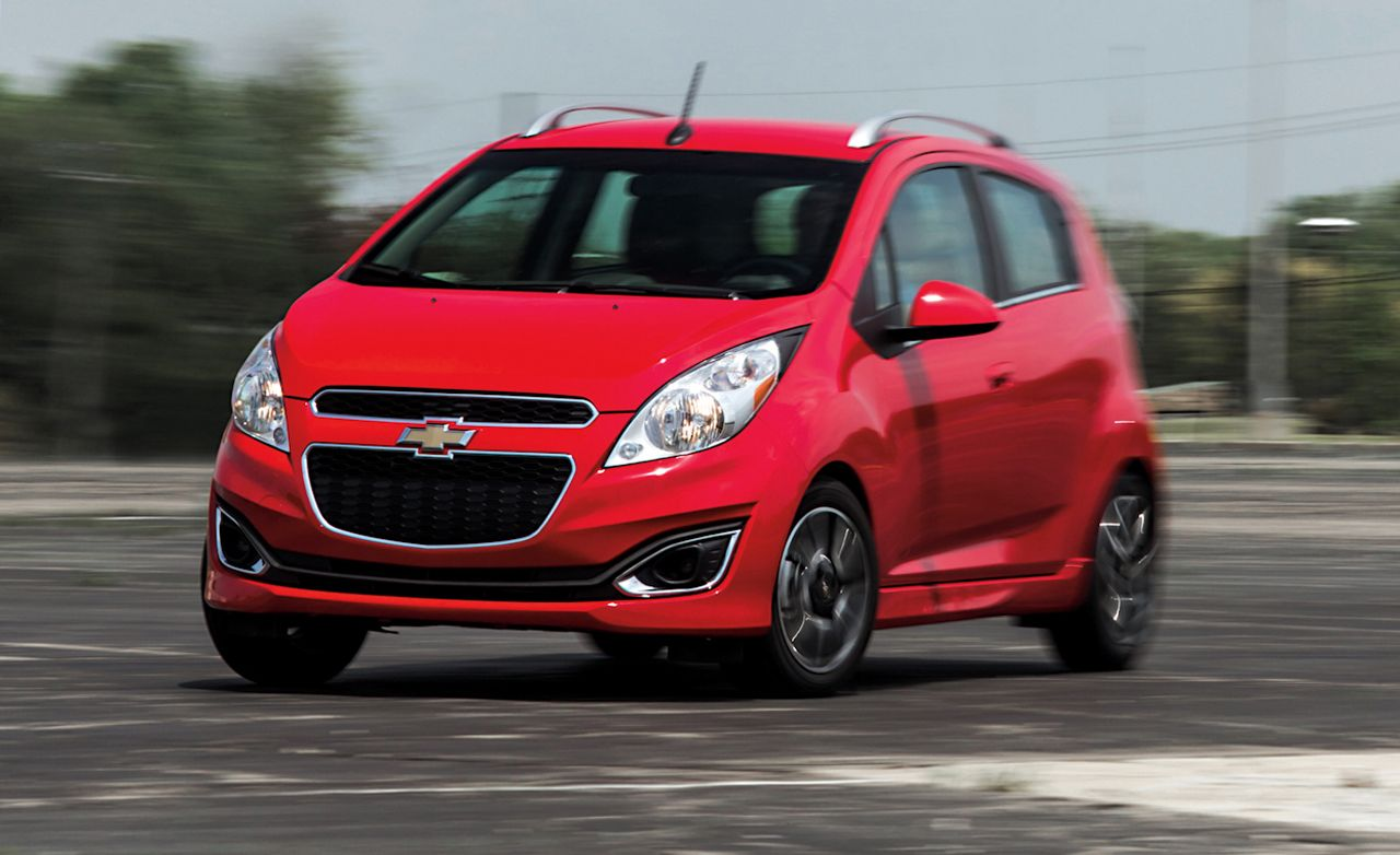 Chevrolet spark reviews chevrolet spark price photos and specs chevrolet spark reviews chevrolet spark price photos and specs car and driver sciox Choice Image