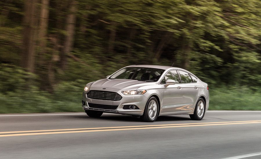 2013 Ford Fusion 1.6L EcoBoost Automatic