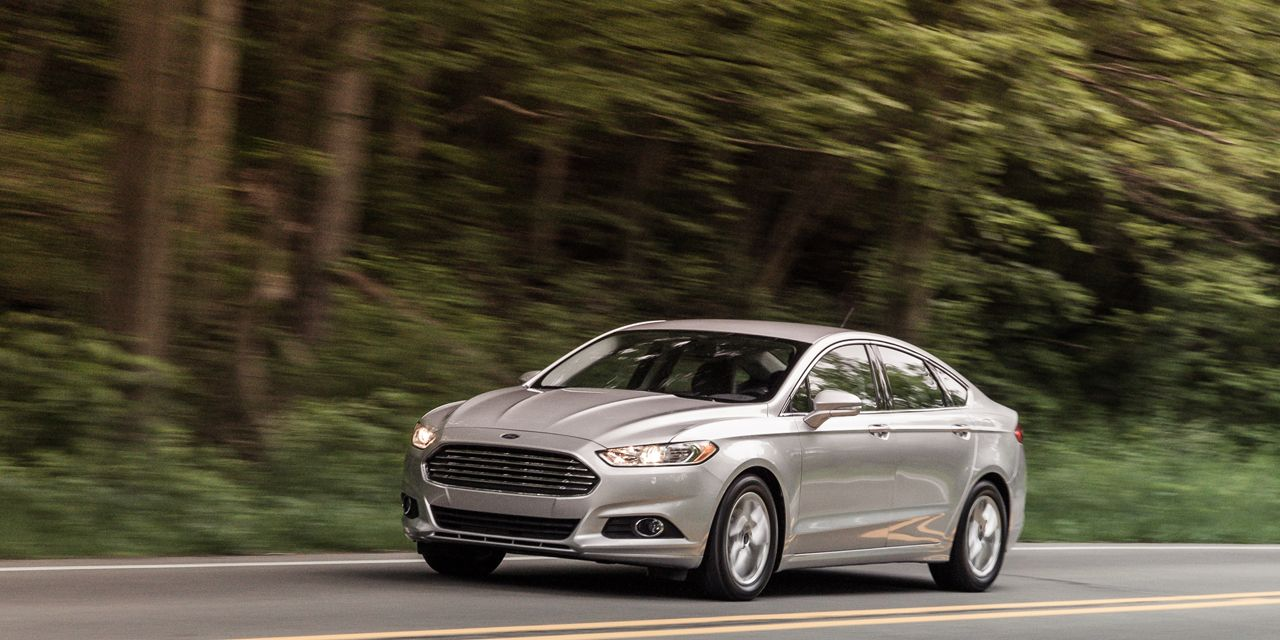 2013 ford fusion 1.6l ecoboost automatic test – review &#8211