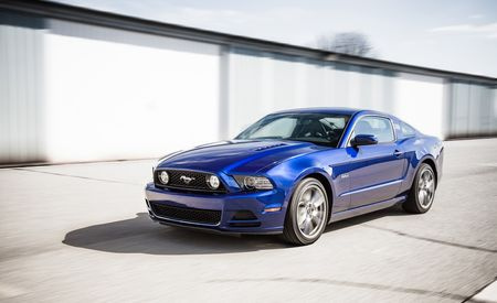 C/D Underbelly: 2013 Ford Mustang GT