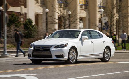 2013 Lexus LS600hL Hybrid