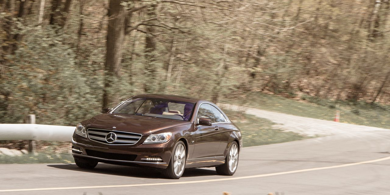 2013 Mercedes-Benz CL600
