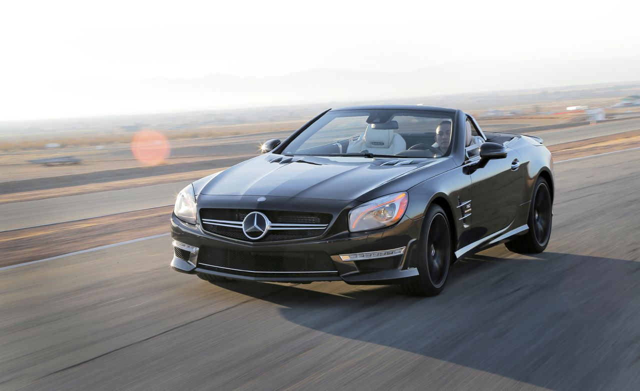 2013 mercedes benz sl65 amg test review 160 car and driver rh caranddriver com Used Car Buyers Guide Form Maryland Car Buyers Guide