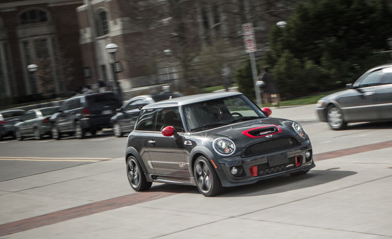 2013 Mini John Cooper Works GP