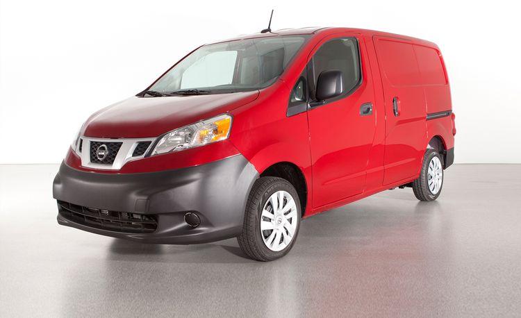 2013 Nissan NV200 Compact Cargo Van