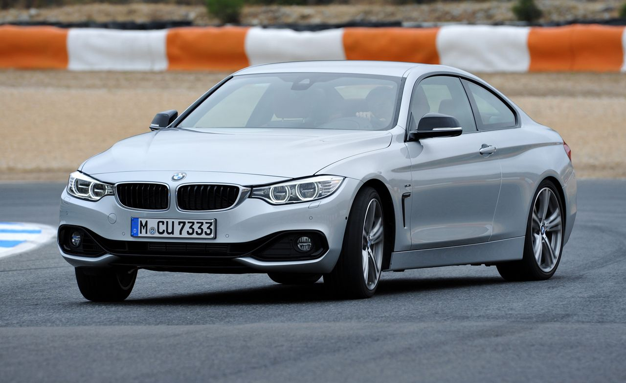 2018 Bmw 4 Series Review >> 2014 BMW 435i / 4-series Coupe First Drive – Review – Car and Driver