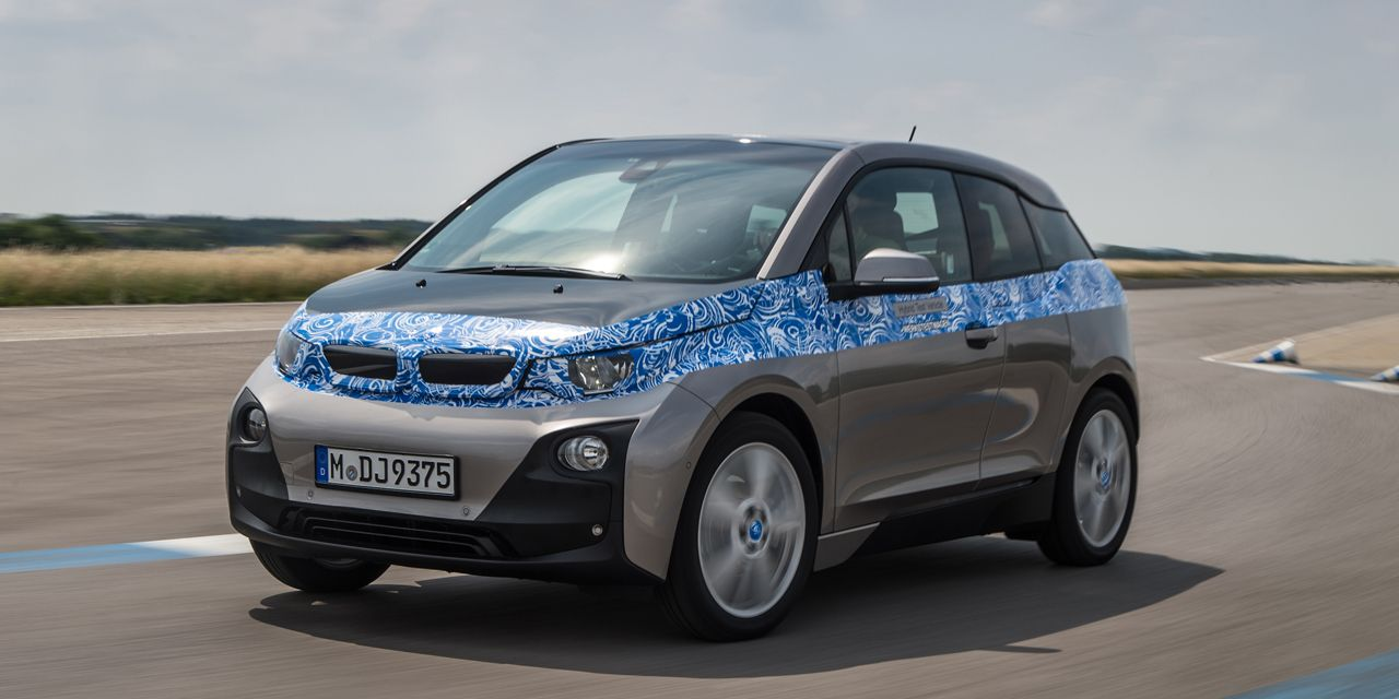 2014 BMW i3 Prototype