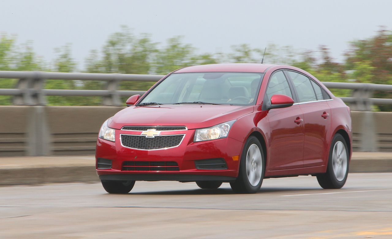 2014 Chevrolet Cruze Diesel First Drive – Review – Car and Driver
