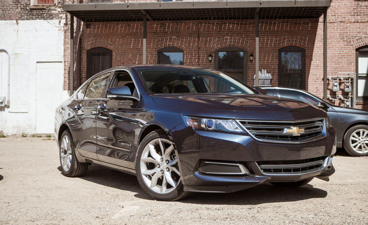 2014 Chevrolet Impala 3.6L V-6