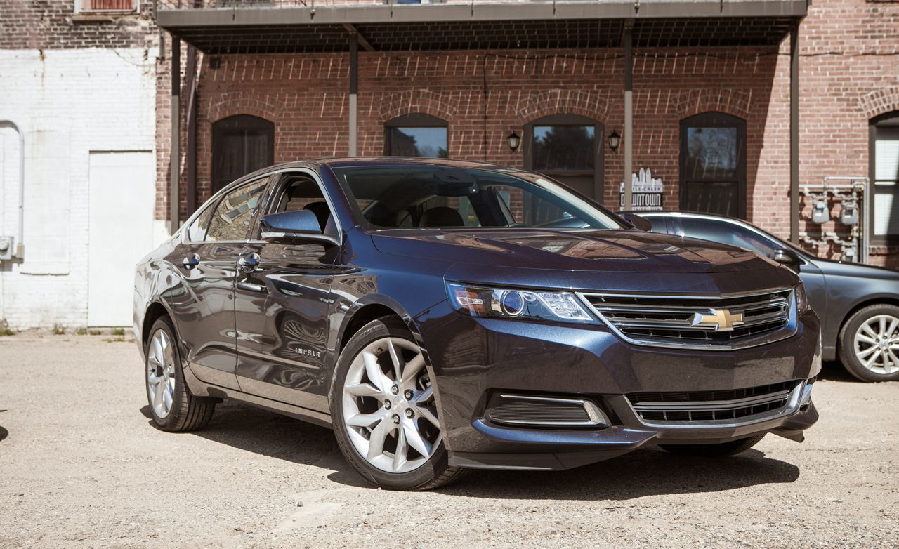 Delightful 2014 Chevrolet Impala 3.6L V 6