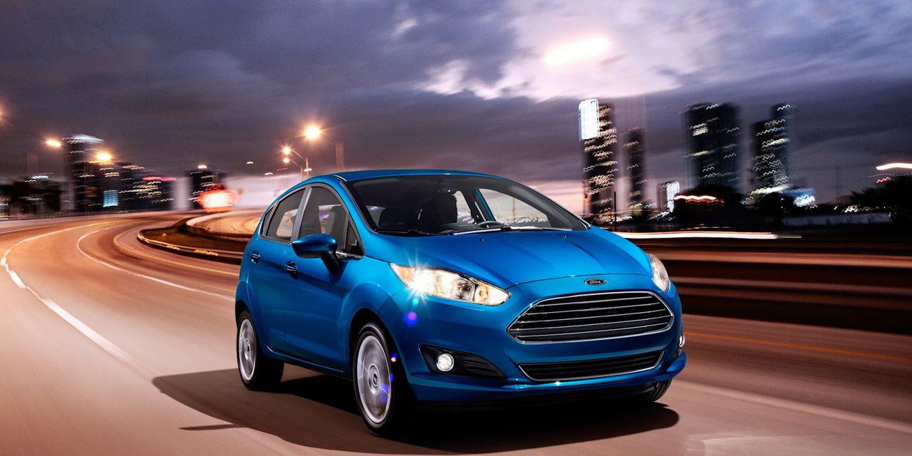 2014 Ford Fiesta 1.6L Sedan / Hatchback