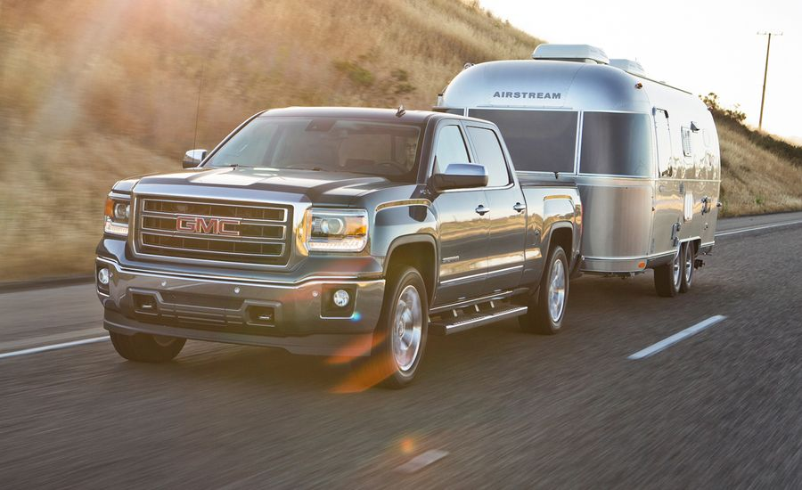 2014 gmc sierra 1500 first drive review car and driver. Black Bedroom Furniture Sets. Home Design Ideas
