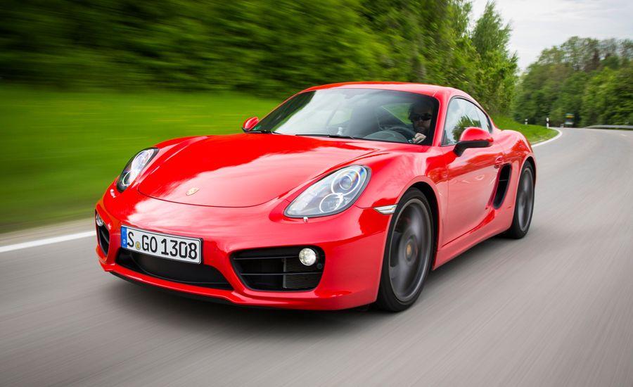 2014 Porsche Cayman S PDK Automatic