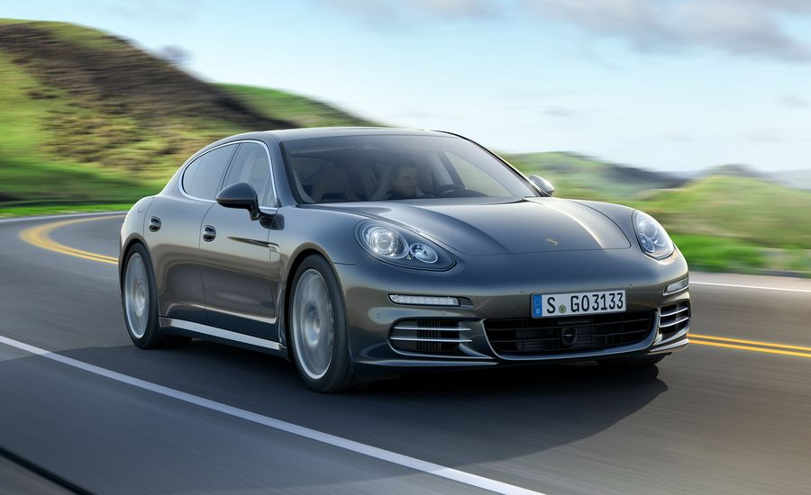 2014 Porsche Panamera First Drive | Review | Car and Driver