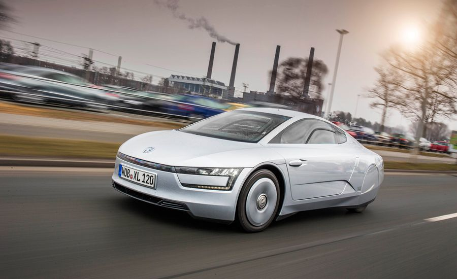 2014 volkswagen xl1 first drive review car and driver. Black Bedroom Furniture Sets. Home Design Ideas