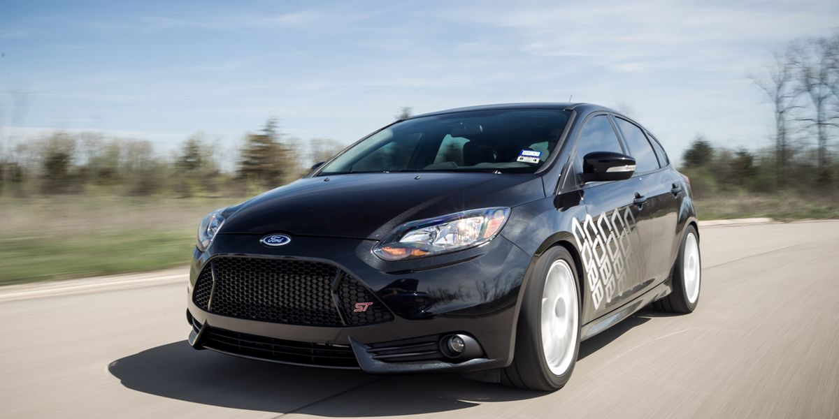 Cobb Ford Focus St Test 8211 Review 8211 Car And Driver
