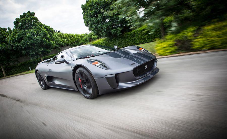 jaguar c x75 supercar concept prototype drive review car and driver. Black Bedroom Furniture Sets. Home Design Ideas