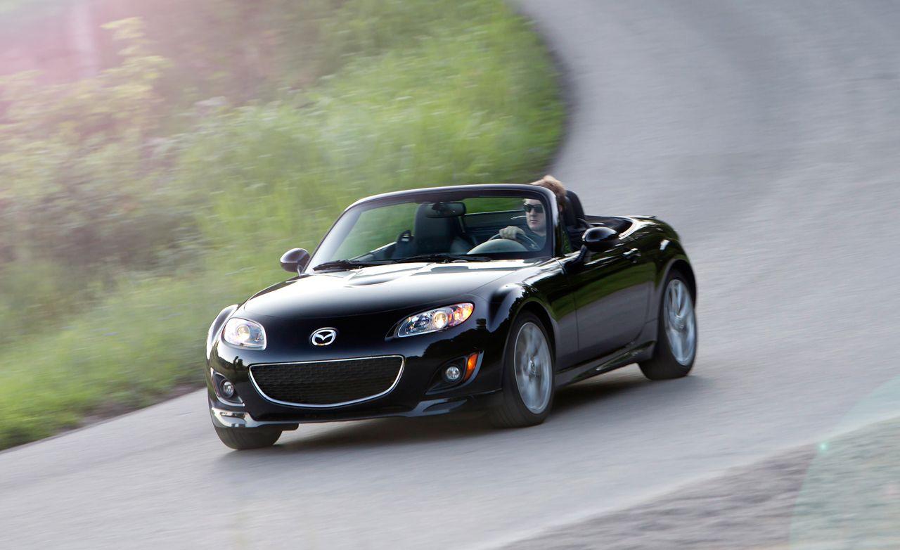 2006–2012 Mazda MX-5 Miata: A Certified Pre-Owned Guide