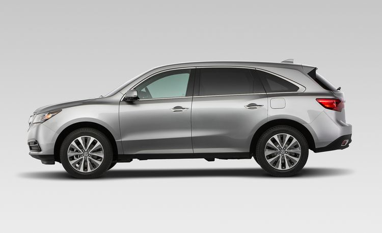 2014 Acura MDX: Lower Base Price, Roomier Inside