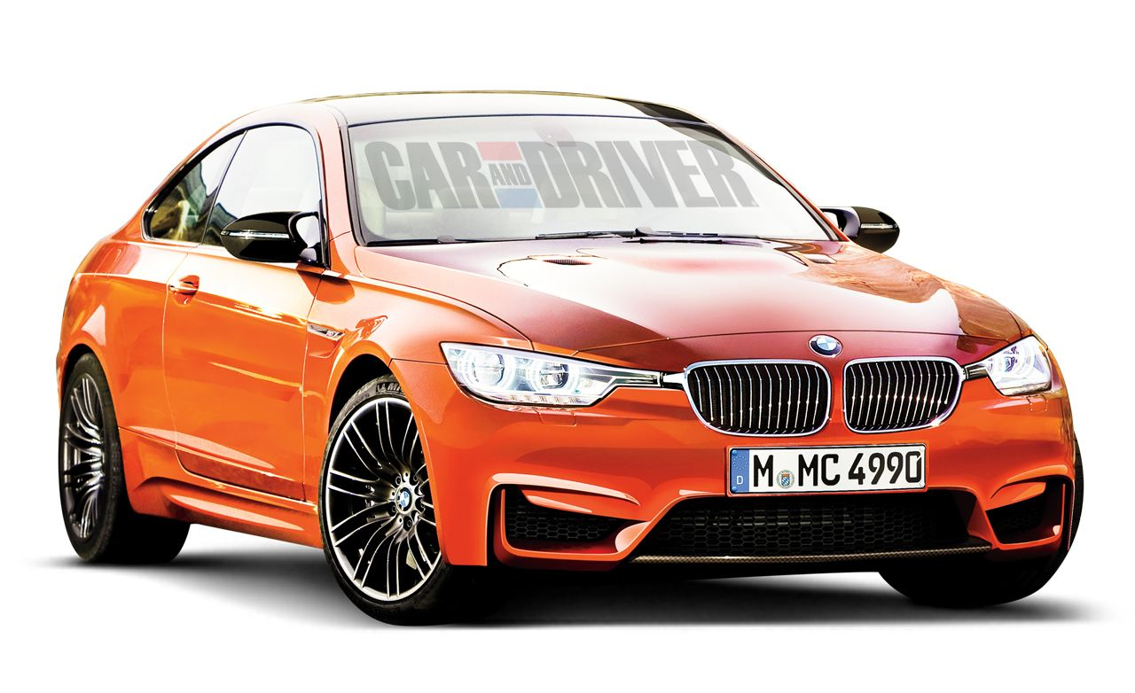 2014 bmw m4 25 cars worth waiting for 2014 2017 future cars car and driver. Black Bedroom Furniture Sets. Home Design Ideas