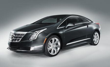 2014 Cadillac ELR: Walks and Talks Like a Volt, But Doesn't Look Like a Volt