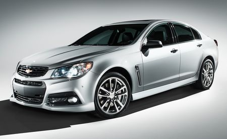 2014 Chevrolet SS: Chevy's RWD LS3-Powered Flagship