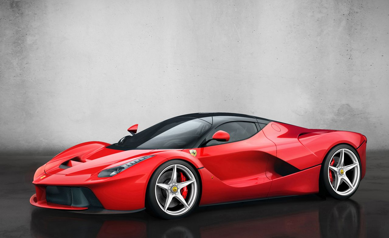 2014 Ferrari LaFerrari: All Hail the Successor to the 288 GTO, F40, F50, and Enzo