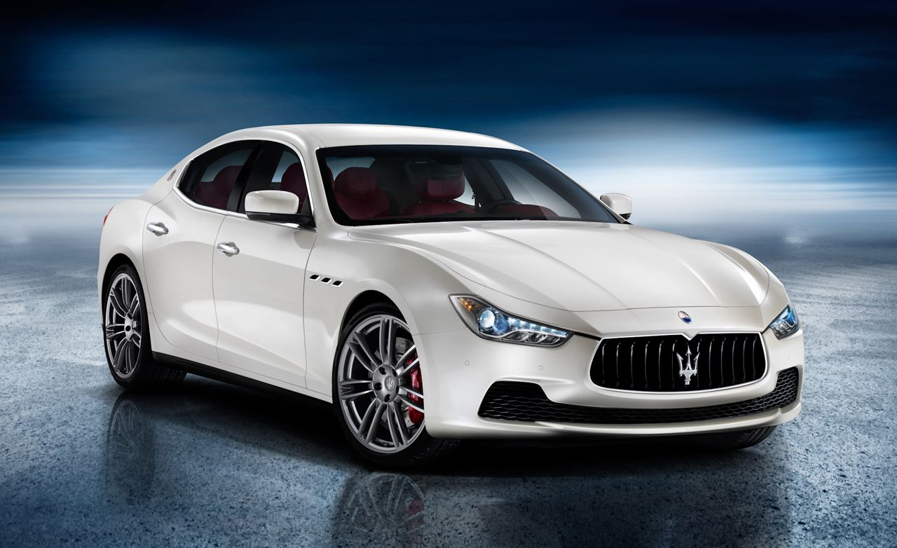2014 Maserati Ghibli: A Trident Strike Against the German Mid-Sizers