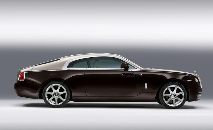 2014 Rolls-Royce Wraith: As Sporty as They Wanna Be