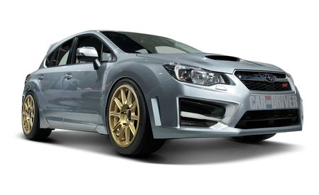 2014 Subaru WRX: Hopefully More BRZ than Impreza
