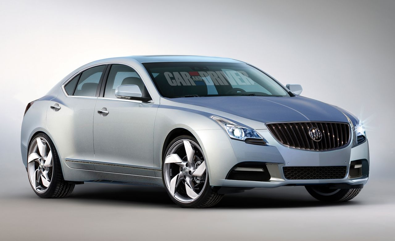 2015 Buick Grand National and GNX: Two Storied Nameplates Return
