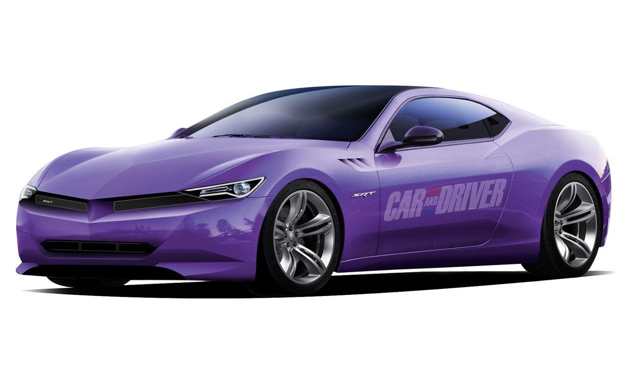 2015 SRT Barracuda: 25 Cars Worth Waiting For 2014 2017 ...  2015 SRT Barrac...